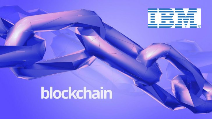 IBM talks blockchain (Image credit Blockchain - By Davidstankiewicz (Own work) [CC BY-SA 4.0 (http://creativecommons.org/licenses/by-sa/4.0)], via Wikimedia Commons)