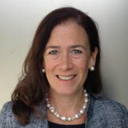 Brigid McDermott, IBM Vice President for Blockchain Business Development. (Image Source LinkedIn)