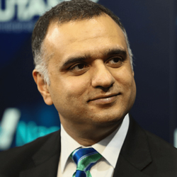 Dheeraj Pandey, CEO at Nutanix