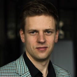 Kaspar Korju, e-Residency Managing Director Enterprise Estonia (Image credit Linkedin)