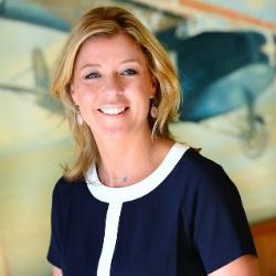 drs Marlijn M.M. van Straaten, Director Marketing & Communications HMSHost International (image credit LinkedIN)