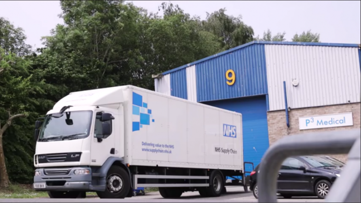P3 Medical uses NetSuite for more than just driving efficiency (Image crdit P3 Medical/NetSuite)