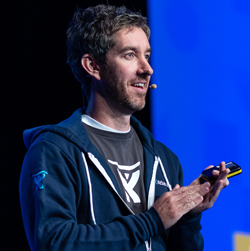 Scott Farquhar, Atlassian co-founder and co-CEO