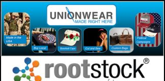 Unionwear is underpinned by Rootstock ERP