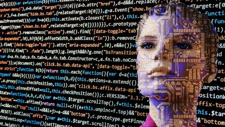 Artificial Intelligence Image credit Pixabay/Geralt