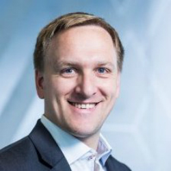 Juergen Mueller, Chief Innovation Officer at SAP (Image credit LinkedIn)