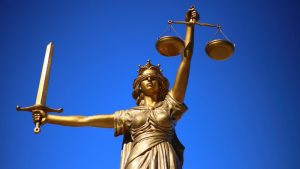 Justice, (Image credit Pixabay/WilliamCho)