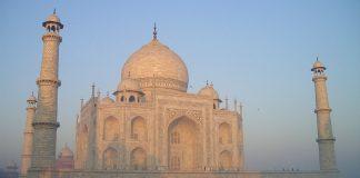 Taj Mahal, India (Image credit Pixabay/Simon)