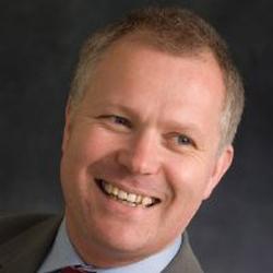 Adrian Davis, Managing Director, EMEA at (ISC)2