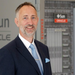 James Stanbridge, Vice President, Iaas Product Management, Oracle (https://www.linkedin.com/in/jamessta/)