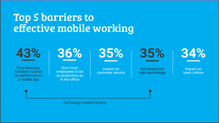Is business software mobile ready?
