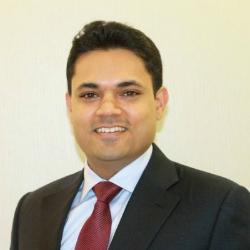 Sharoon Shamsuddin, CEO, ISYX Technologies (Image credit)