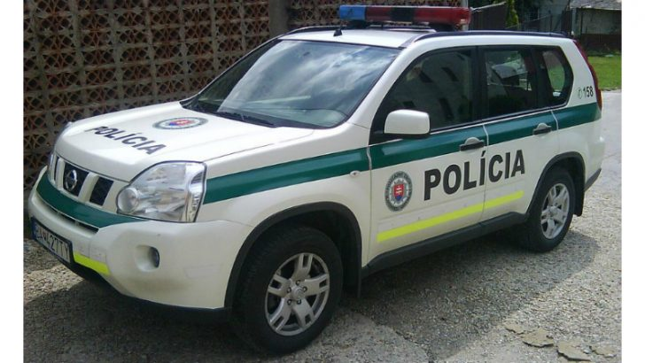 Slovak police force uses SAP solution (By Dávid Štefan (Own work) [GFDL (http://www.gnu.org/copyleft/fdl.html) or CC BY-SA 3.0 (http://creativecommons.org/licenses/by-sa/3.0)], via Wikimedia Commons