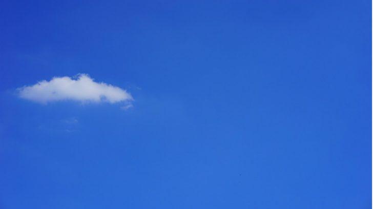 Cloud (https://pixabay.com/en/cloud-sky-blue-clouds-form-summer-1117279/)