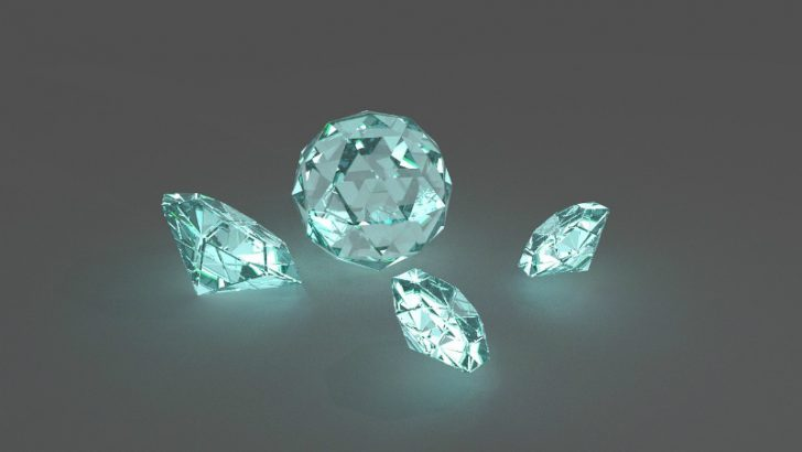 Blockchain diamond trading – a girl's best friend?