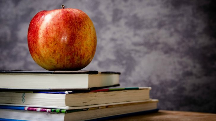 Education - Apple Image credit pixabay.Jarmoluk