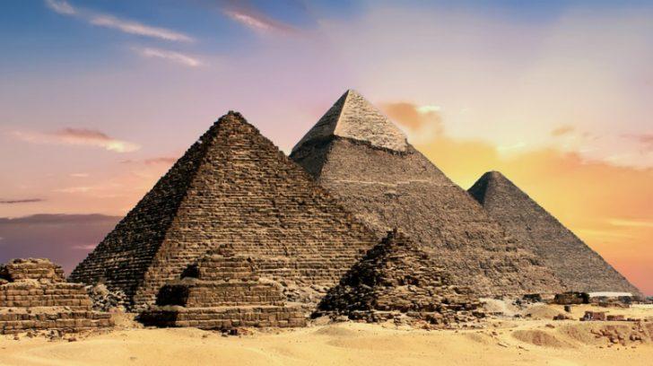 Pyramids (Image credit: Pixabay/HynoArt)