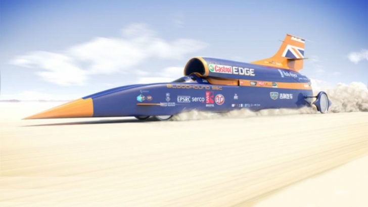 Will Oracle drive Bloodhound SSC to a new record
