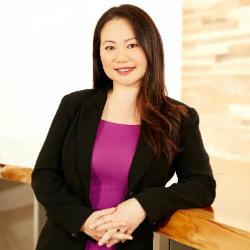 Mayumi Hiramatsu, SVP Cloud Operations (image credit LinkedIn)
