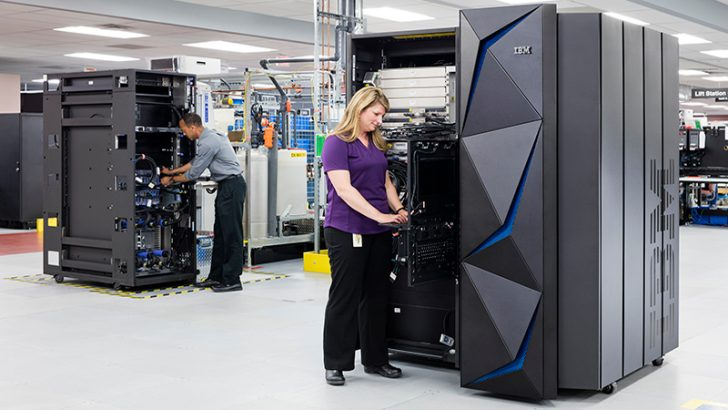 IBM z14 plays the trust card, but does it hold a winning hand?