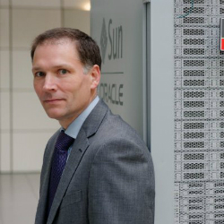John Abel, Oracle lead on the Bloodhound project (Image source: Linkedin)