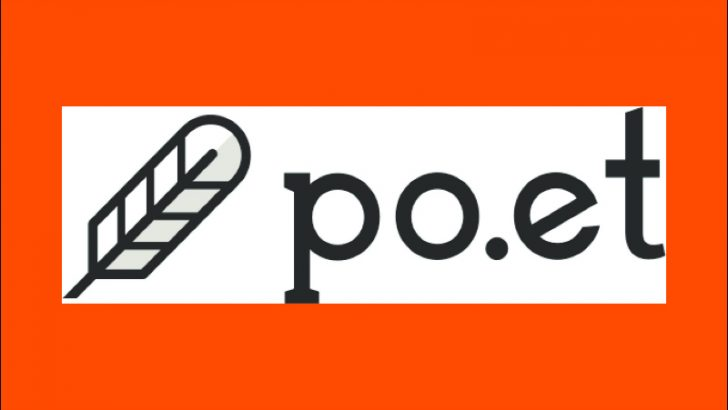 Blockchain-based Po.et 2.0 attracts publishers
