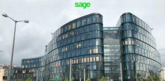 Sage headquarters in France in La Garenne-Colombe (c) Sage