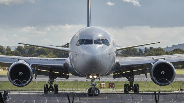 Aircraft - Image credit pixabay.Hiljon