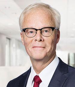 Alf Goransson, CEO, Securitas AB