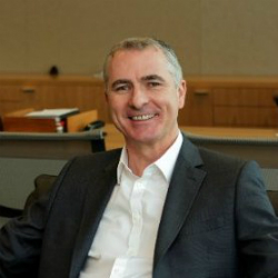 Dermot O'Kelly Senior Vice President and Country Leader, UK, Ireland and Israel at Oracle (Image credit Linkedin)