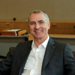 Dermot O'Kelly Senior Vice President and Country Leader, UK, Ireland and Israel at Oracle (Image credit Linkedin)