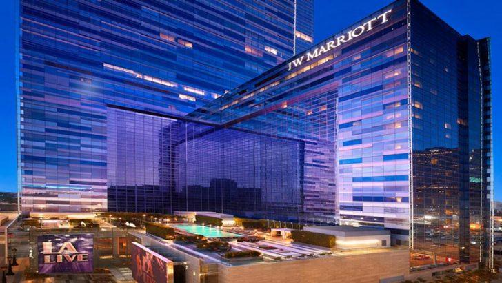 JW Marriott Los Angeles LA Live