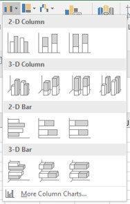 Column Choices