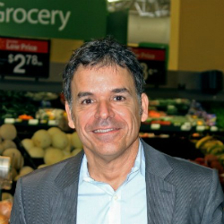 Frank Yiannas, VP, Food Safety, Walmart (https://www.linkedin.com/in/frank-yiannas-3b106015/)