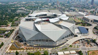 Atlanta Falcons get IBM Fan Experience