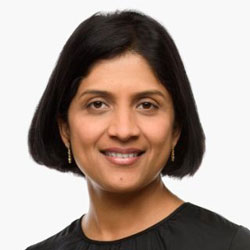 Lata Varghese, VP and Leader, Blockchain and Distributed Ledger Consulting Practice at Cognizant