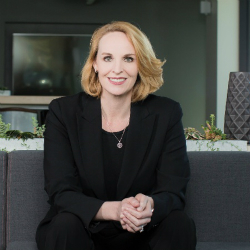 Margo Smith Executive Vice President & Chief Legal Officer at Apttus (Source : Linkedin)