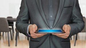 Sales person, businessman Image credt Pixabay.geralt