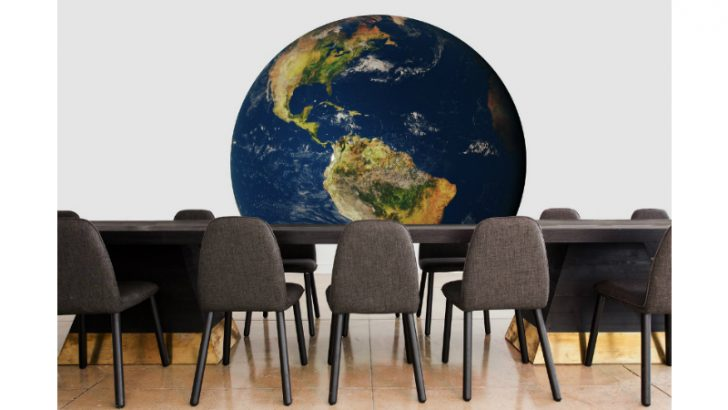 Conference Board room - Image credit : Pixabay/Geralt