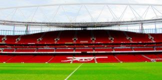 Emirates Stadium, home of Arsenal FC (Image source Pixabay/tunasandwich