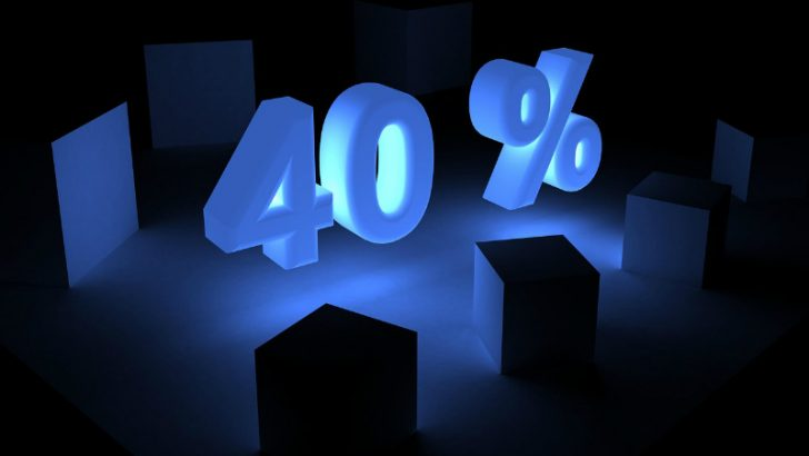 percent Image credit Pixabay/bykst