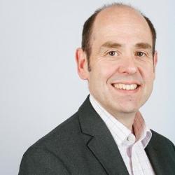 Stuart Hall, sales director for the UK and Ireland, Epicor Software Image source Epicor)