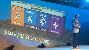 Stoecker promotes Promote at Alteryx Inspire