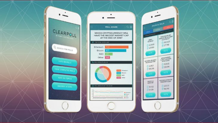 ClearPoll exploits blockchain to open up polling