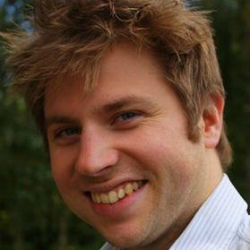Dan Jeavons, General Manage of Advanced Analytics at Royel Dutch Shell (Image credit Linkedin)
