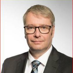 Dr. Stefan Sommer, CEO, ZF Friedrichshafen