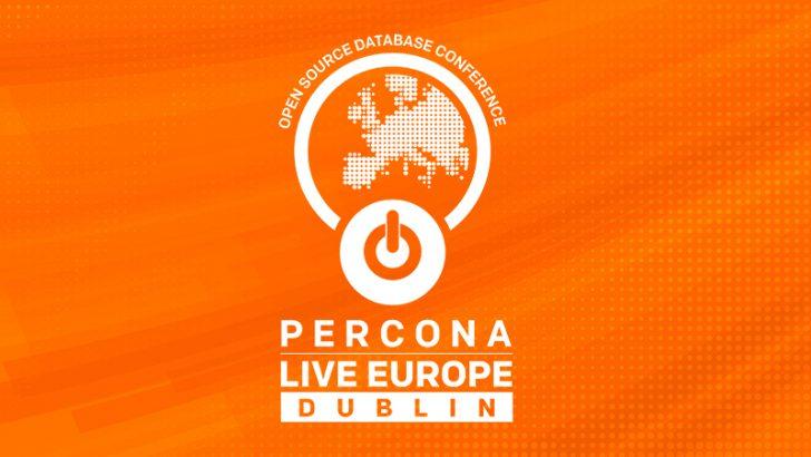 MyRocks leads Percona announcements