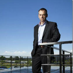 Pieter Bensch, executive vice-president for Africa and Middle East for Sage (Image credit Linkedin)