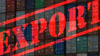 Export Portal: import/export on a blockchain