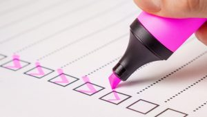 Checklist Survey Image credit Pixabay/TeroVesalainen